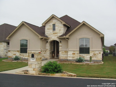 New Braunfels Single Family Home For Sale: 140 Keith Foster Dr