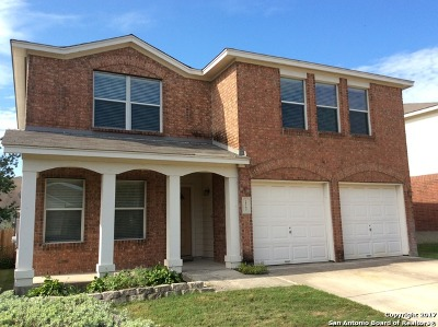 Single Family Home For Sale: 15747 Cotton Tail Ln