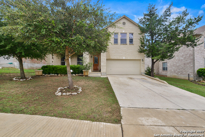San Antonio Single Family Home Back on Market: 4511 Summer Fall