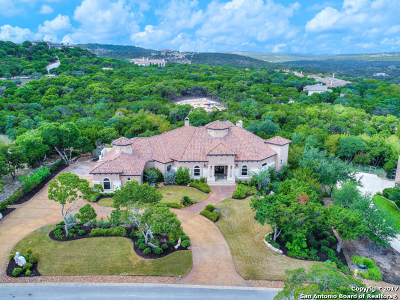 Boerne, Cibolo, Converse, Fair Oaks Ranch, Helotes, Leon Valley, New Braunfels, San Antonio, Schertz, Windcrest Single Family Home For Sale: 24907 Caliza Ter