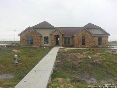 Guadalupe County Single Family Home Price Change: 1481 Prairie Pass