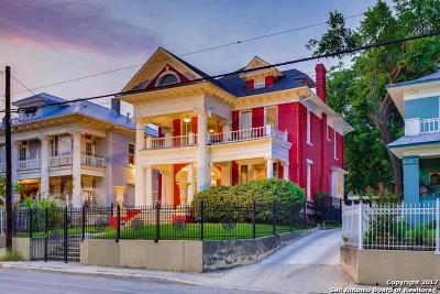 San Antonio Single Family Home For Sale: 111 W Ashby Pl