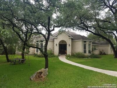 Single Family Home For Sale: 23306 Angostura Blvd