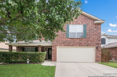 Helotes Single Family Home For Sale: 11810 Drought Pass