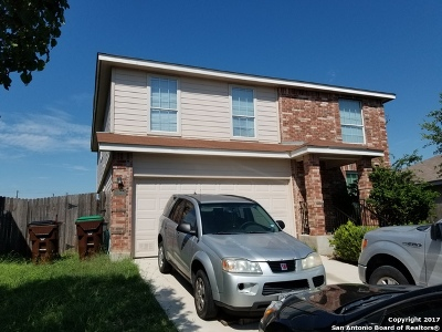 San Antonio TX Single Family Home Back on Market: $150,000