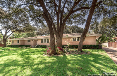 Guadalupe County Single Family Home Back on Market: 919 E Cedar St