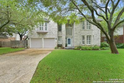 San Antonio Single Family Home For Sale: 17919 Fawn Knl