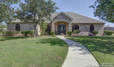 New Braunfels Single Family Home Price Change: 117 Ranch Estates Blvd