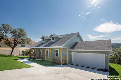 Comal County Single Family Home Back on Market: 830 Kindersley St