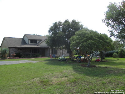 Single Family Home For Sale: 1237 County Road 4511