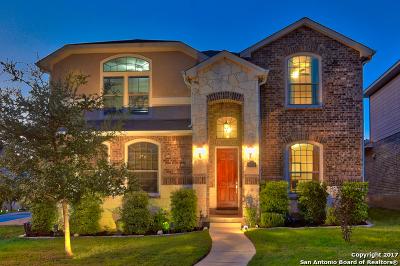 Boerne Single Family Home Price Change: 8731 Elkhorn Knl