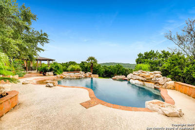 San Antonio Single Family Home For Sale: 16850 Mossford