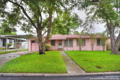 San Antonio Single Family Home Price Change: 2827 W Mistletoe Ave