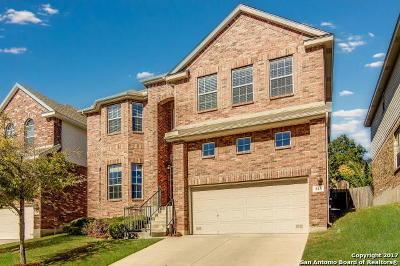 San Antonio Single Family Home Price Change: 815 Midway Crst