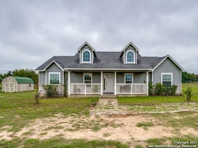 Single Family Home For Sale: 24431 Camp Site Rd