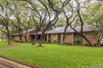 San Antonio Single Family Home Back on Market: 303 Twisted Wood Dr