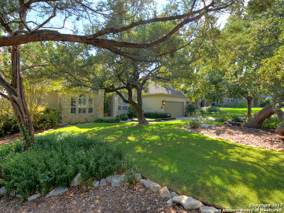 San Antonio Single Family Home For Sale: 3323 Falling Brk