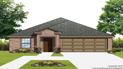 Seguin Single Family Home Price Change: 1524 Doncaster Drive