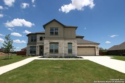 Schertz Single Family Home For Sale: 7114 Delaine Park
