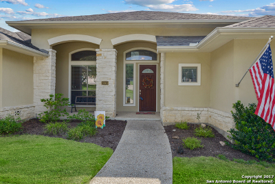 San Antonio Single Family Home Back on Market: 20909 Cactus Rdg