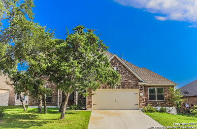 Bexar County Single Family Home For Sale: 11622 Camp Real Ln
