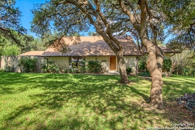 Helotes Single Family Home For Sale: 10563 Rocking M Trl
