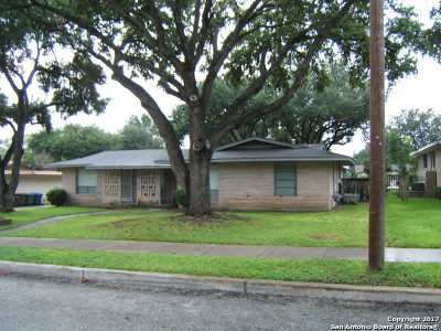 Bexar County Multi Family Home For Sale: 4001 Skylark