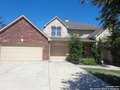 San Antonio Single Family Home Back on Market: 21607 Beaver Brk