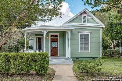 Single Family Home For Sale: 327 Cedar St