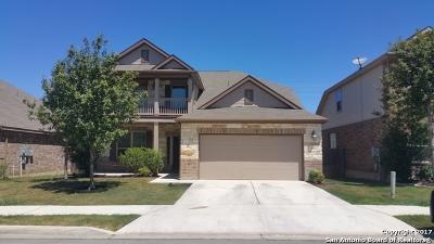 Cibolo Single Family Home For Sale: 532 Saddlehorn Way