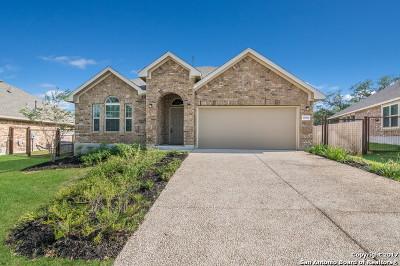Bulverde Single Family Home Price Change: 31924 Cast Iron Cove
