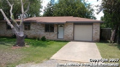 Kendall County Single Family Home For Sale: 210 Post Oak