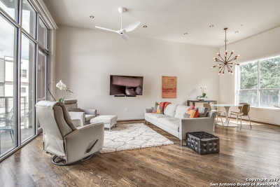 San Antonio Single Family Home Price Change: 1112 E Quincy St