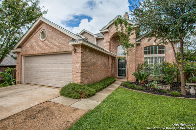 San Antonio Single Family Home Back on Market: 1731 Pinetum Dr