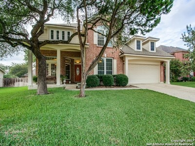 San Antonio Single Family Home Back on Market: 12919 Vista Hvn