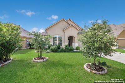 Helotes Single Family Home Price Change: 10522 Cima Vista