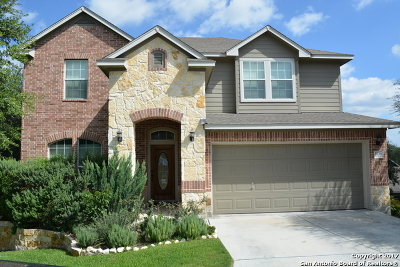 Bexar County Single Family Home Back on Market: 3254 Briscoe Trl