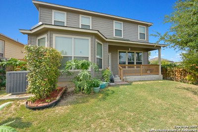 Leon Valley Single Family Home For Sale: 5260 Savory Gln