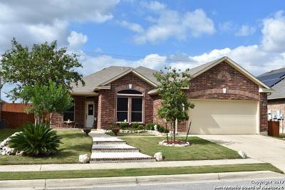 Schertz Single Family Home For Sale: 329 Silver Buckle