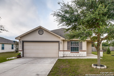 Single Family Home For Sale: 7706 Derby Vista