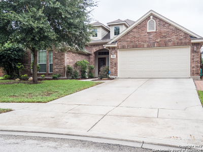 Cibolo Single Family Home Back on Market: 330 Hilton Dr