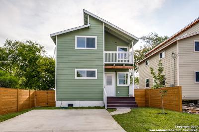 San Antonio Single Family Home Back on Market: 2026 Buffalo St