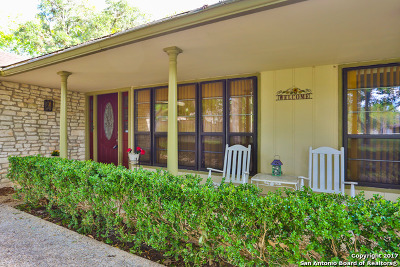 Boerne Single Family Home For Sale: 202 Ronco Drive