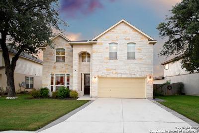 San Antonio Single Family Home Price Change: 25847 Big Bluestem