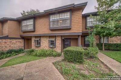 San Antonio Condo/Townhouse Back on Market: 11815 Vance Jackson Rd #904