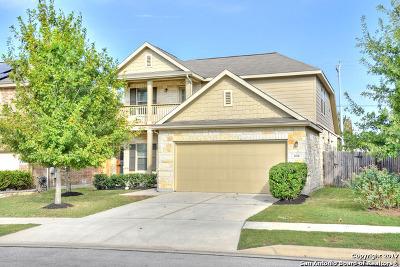 Cibolo Single Family Home For Sale: 604 Saddlehorn Way