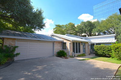 San Antonio Single Family Home Price Change: 2631 Country Square St