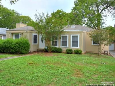 Single Family Home For Sale: 337 Garraty Rd