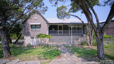 Canyon Lake Single Family Home For Sale: 801 Hillside Loop