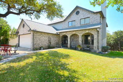 San Antonio Single Family Home For Sale: 2202 Creekside Bnd